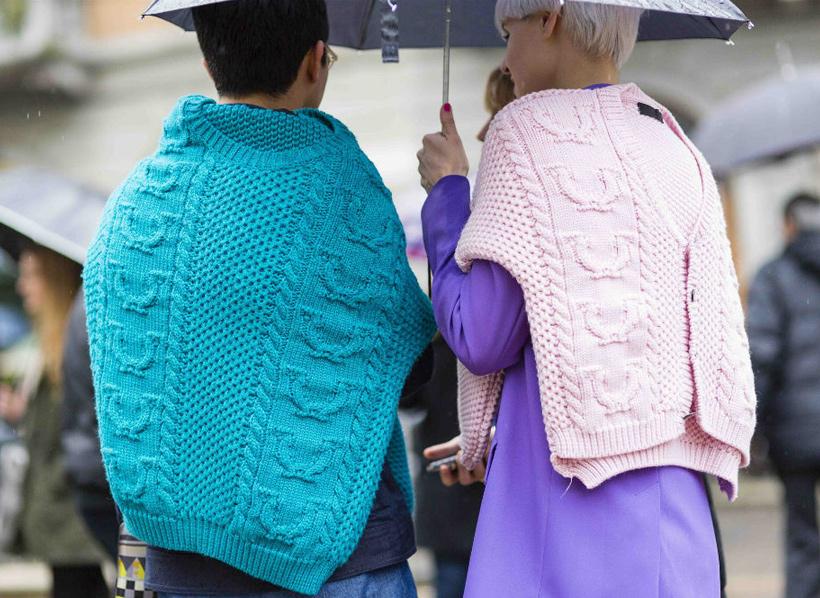 An Italian Theory knitwear