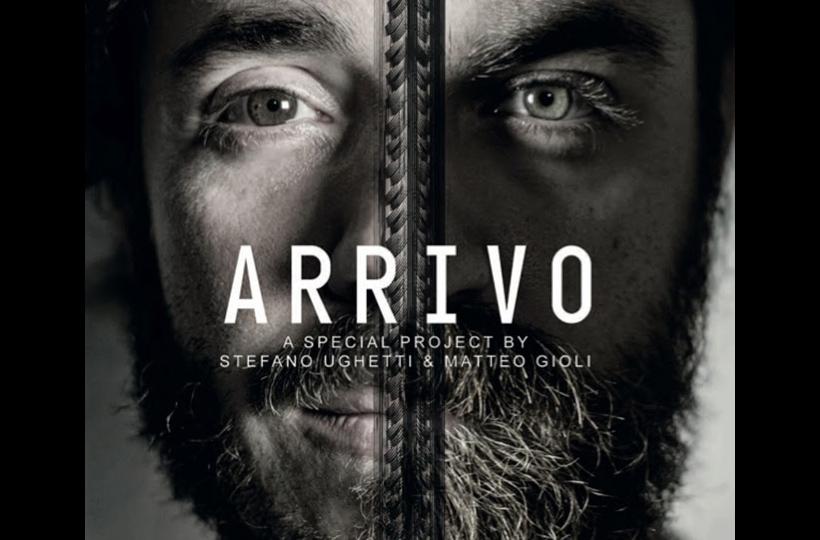 Arrivo by Stefano Ughetti & Matteo Gioli