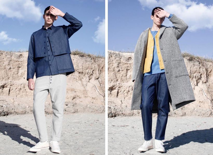 Sunnei Fall/Winter 2015-16